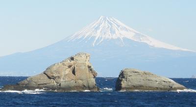松崎町富士山ビューウォーキングⅡ