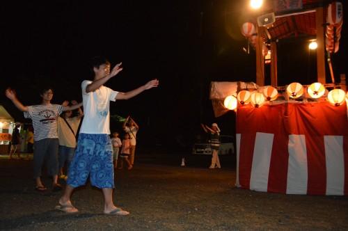 松崎盆踊り
