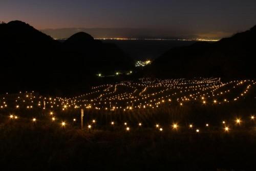 石部の灯り イルミネーション