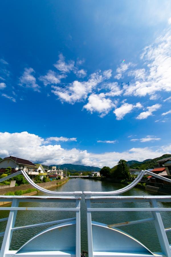 【松崎を歩こう】秋空に心地よいぶらり散策