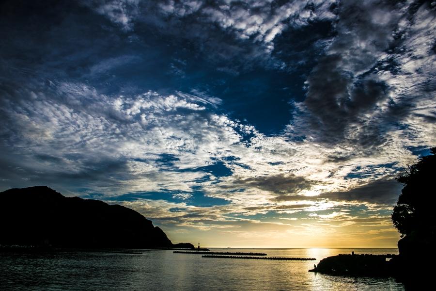 【深まる秋】松崎からのクリアな景観をお楽しみください