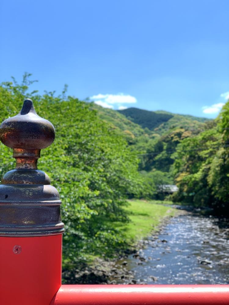 【大沢温泉】河原でのんびりが気持ちいい