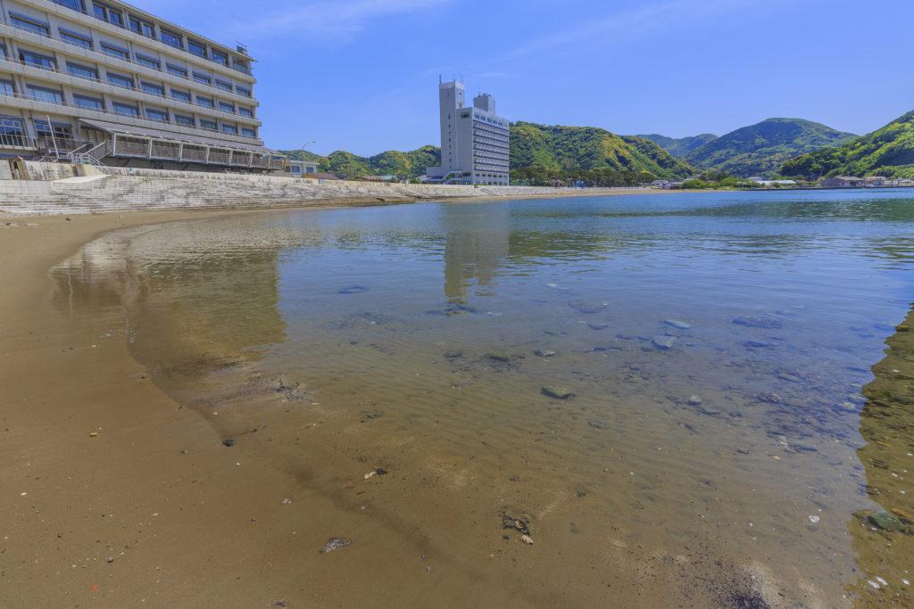 8月9日 海水浴場情報!!
