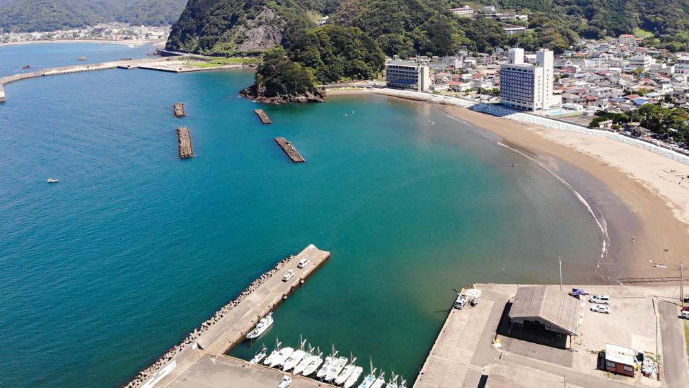 【松崎海岸】9月!シースポーツが楽しそうです。