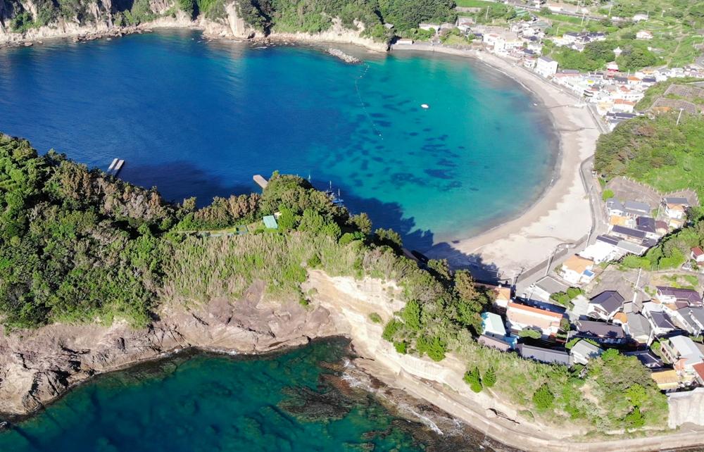【本日の岩地海岸】美しい景観・ツーリングにもおすすめ! 9月2日。本日もいい天候でした。