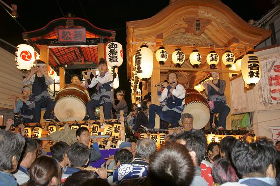 【11月2日・3日】松崎町の秋祭り