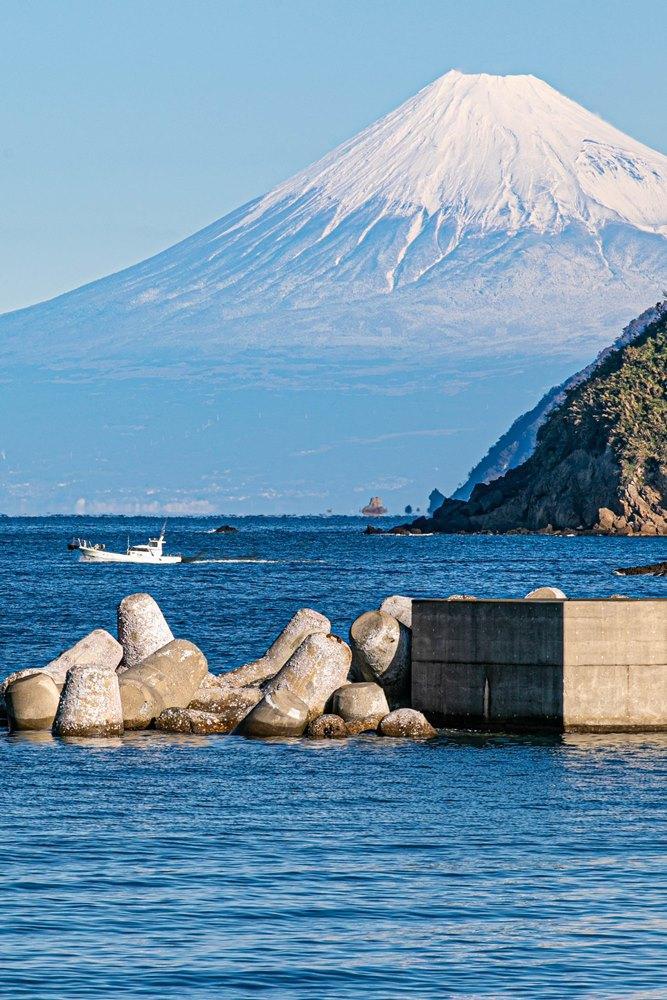 【石部富士】今日も鮮明に富士山が見えています♪