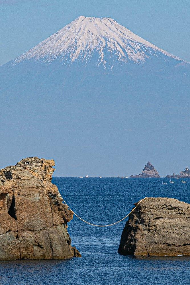 【雲見富士】本日も素敵な景観です。