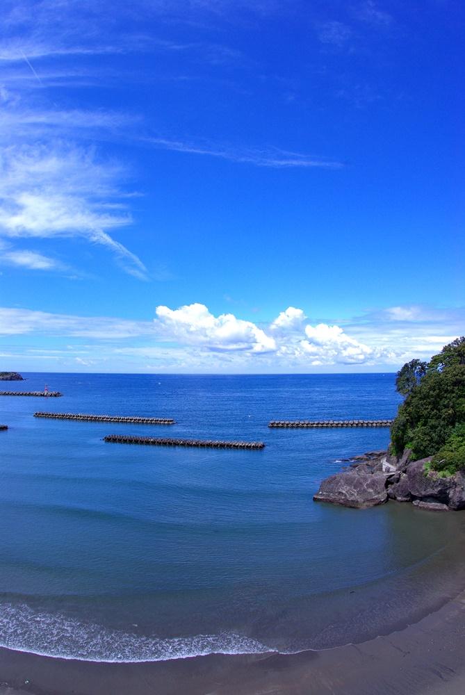 【松崎海岸】もうすぐ夏ですね