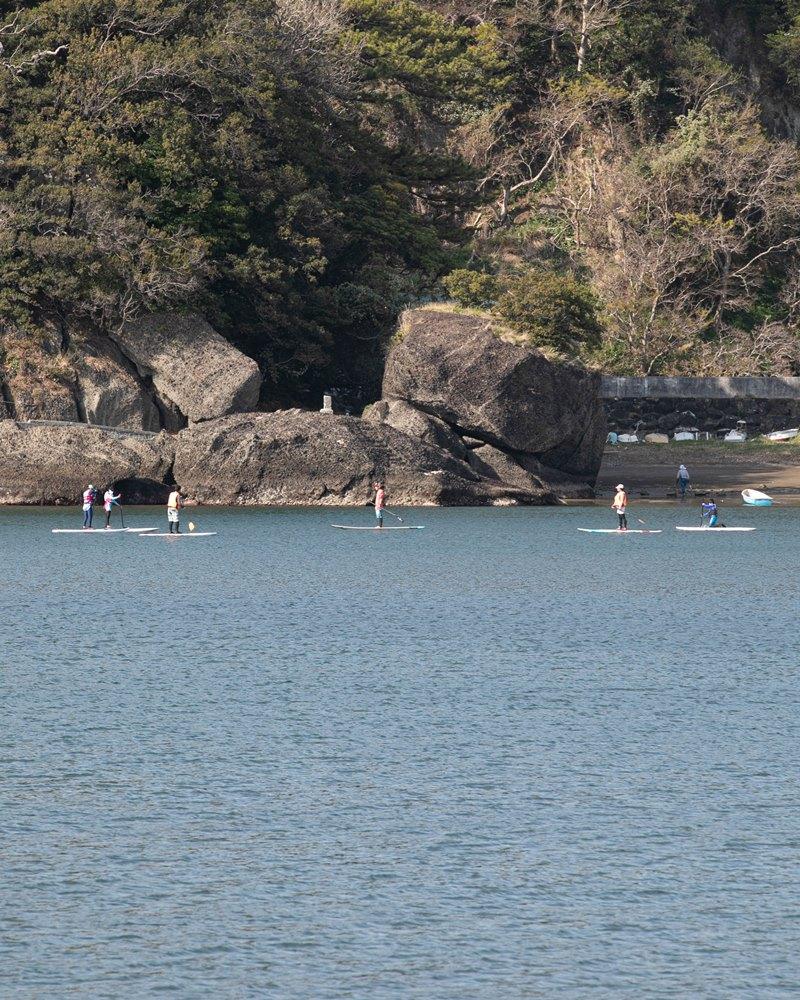 【松崎海岸】シースポーツの盛んな季節になってきました!