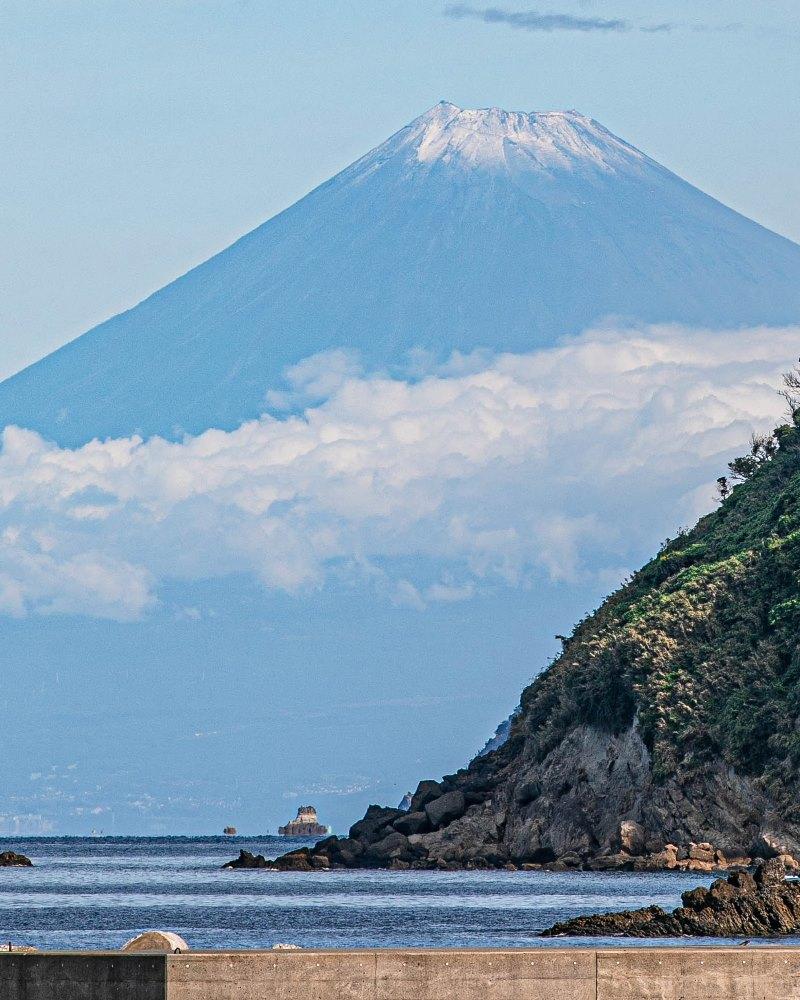 本日の富士山