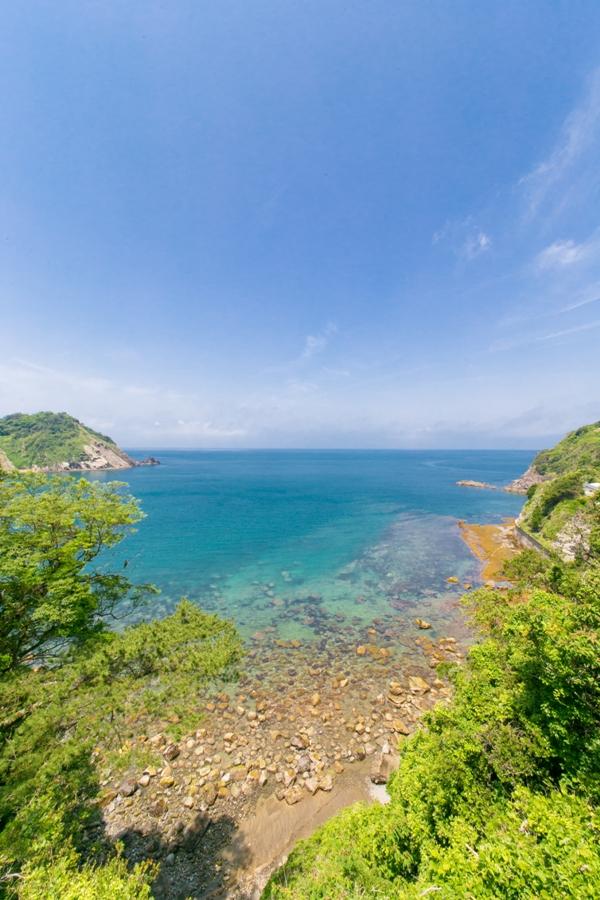 松崎町には素敵な海景色がたくさん♪