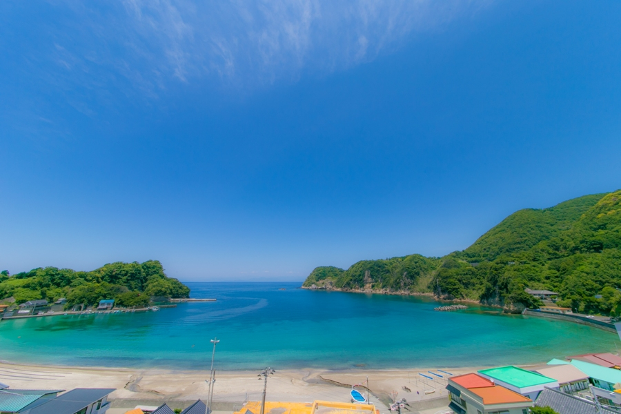 松崎の美しい景色を楽しもう♪『岩地海岸』